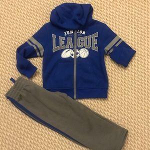 Sweater and pant set bundle